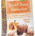 Bio Dinkel Honig Lebkuchen 150g