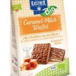 Bio-Caramel-Milch Waffel 175 g