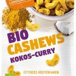Bio Cashews Kokos-Curry