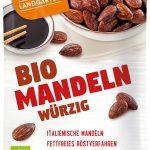 Bio Mandeln Würzig
