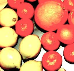 Reich an Vitamin C